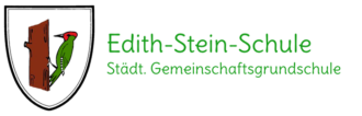 Logo for Edith-Stein Grundschule