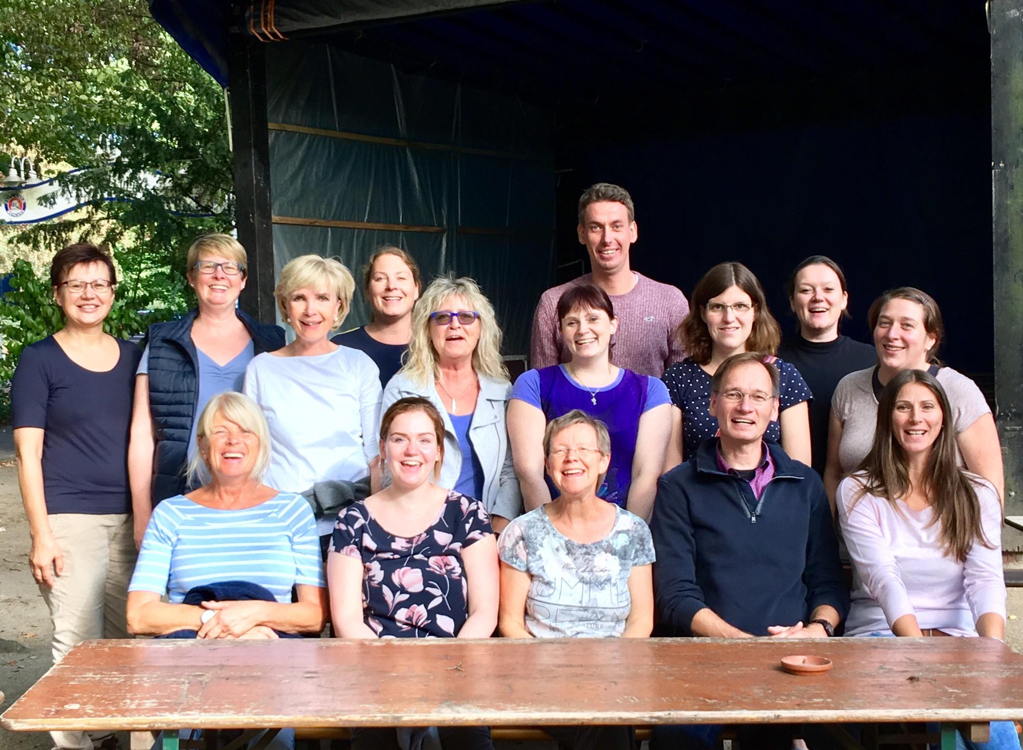 Das Team der Edith-Stein-Schule